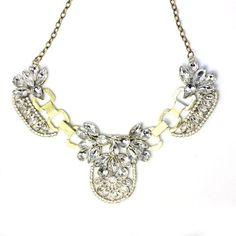 nice Nicerocker Fashion Luxury Jewelry Retro Gold Multi Crystal Cluster Bib Temperament Necklace  #Cluster #Crystal #Fashion #Gold #Jewelry #Luxury #Multi #Necklace #Nicerocker #Retro #Temperament Check more at http://sweethearts101.com/retro-accessories/retro-jewelry/nicerocker-fashion-luxury-jewelry-retro-gold-multi-crystal-cluster-bib-temperament-necklace/