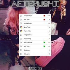 Vsco Cam Filters, Vsco Filter, Instagram And Snapchat, Instagram Tips, Apps, Insta Feed Goals, Afterlight Filter, Foto Editing, Lightroom