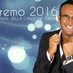 SANREMO 2016: ANNUNCIATO IL CAST DEI BIG - BOLLICINE VIP