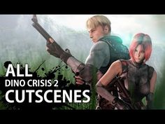 Dino Crisis 2 is an action-adventure video game for the PlayStation developed and published by Capcom. If you are reading this and you were one of the fortun. Dino Crisis, Video Game, Adventure, Games, Reading, Youtube, Movie Posters, Movies, Fictional Characters