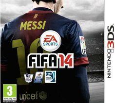 FIFA 14: nintendo 3d