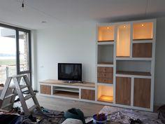 Home And Living, Living Room, Shelving, Snug, Tiny House, Sweet Home, House Design, Interior Design, Inspiration