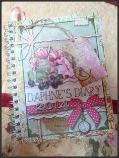 daphne diary , chez patchworkaruette