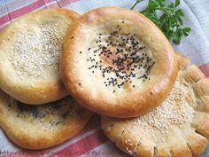 Индийские лепешки Наан - Горбушка хлеба