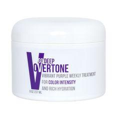 Go Deep - Vibrant Purple Weekly Treatment