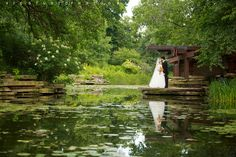 Take your wedding photos in the amazing views in Chicago's summer!