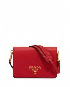 d104e3b3420e Prada Daino Small Leather Shoulder Bag  Pradahandbags