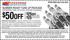 Tune Up Coupons >> 47 Best Firestone Coupons 2017 Images Coupon Coupons Free Printables