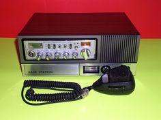 Vintage,CB,Citizenband,Electronic's,Communication,Cobra 29 Sound Tracker #Cobra