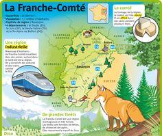 Fiche exposés : La Franche-Comté