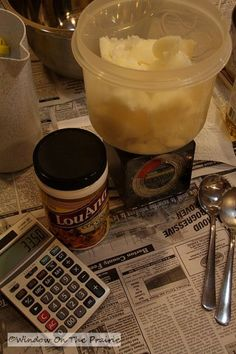 Cold Process - Making Soap Part 1