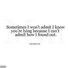 Liar lying quote