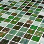 Merola Tile Coppa Forest 12 in. x 12 in. x 4 mm Glass Mosaic Tile GDRCOFOR at The Home Depot - Mobile