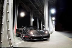 Pagani Zonda F Roadster by Tex Mex (alexandre-besancon.com) on Flickr.