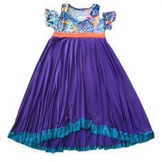 TwirlyGirl - Can Can Dress Purple Twirl Dress For Girls Fun Pretty | Violet Parisian Star, $74.00 (http://www.twirlygirlshop.com/purple-twirl-dress-for-girls/)
