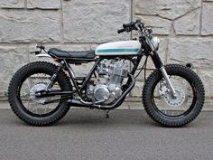 Yamaha Sr400, Yamaha Motorcycles, Scrambler, Bike Sketch, Sr500, Cafe Racer Motorcycle, Street Bikes, Bike Design, Custom Bikes