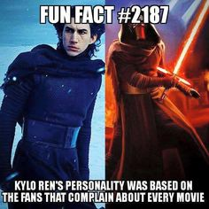 That would be an explanation,  but to be honest, it detracts from the whole saga.