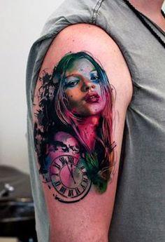 Pavel Krim - Done at Piranha Tattoo