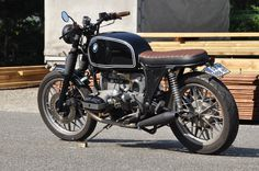 BMW R80/7 By Dirty Seven Motorcycles
