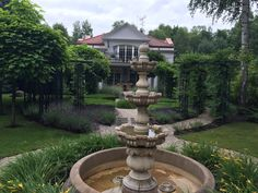 Fountain, Outdoor Decor, Home Decor, Decoration Home, Room Decor, Water Well, Water Fountains, Interior Decorating