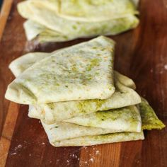Homemade roti skin perfect for your favourite curried fillings.