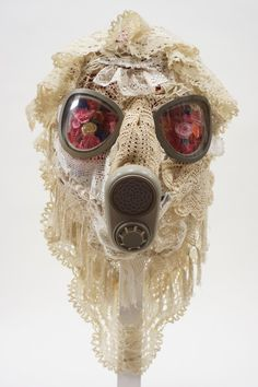 Kayo Sato #fibre #fiber #art