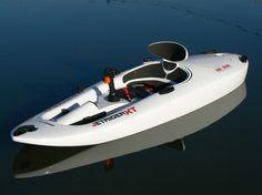 The Power Kayak