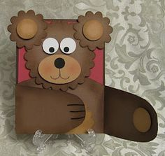 Stamp-n-Design: A Big Ol' Bear Hug