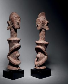 African Sculptures, Tribal Art, African Art, Ceramics, Abstract, Paris 11, Totems, Statues, Pasta