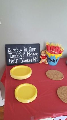 17 Best images about Baby shower on Pinterest | Winnie the pooh, Eeyore and Showers