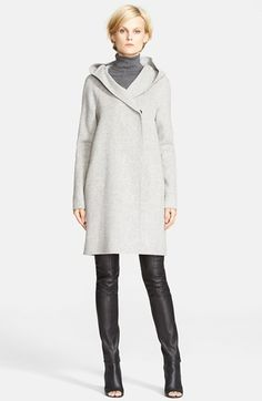 Vince hooded coat, 40% off (for more Cyber Monday sales -- http://chicityfashion.com/cyber-monday-sales/)