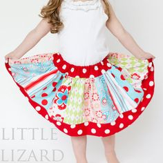 Twirl Skirt Pattern