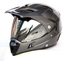 MASEI GRAY 311 ATV MOTOCROSS MOTORCYCLE ICON KTM HELMET