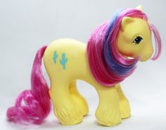 Vintage Hasbro G1 My Little Pony 80s BIG by RavensLoftVintage