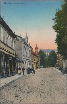 Turnov - Skálova ulice 1916