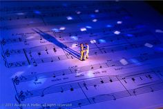 Photos by Audrey Heller - her work is great. I love this type of stuff. Miniature Photography, Toys Photography, Types Of Ballroom Dances, Little People Big World, Tilt Shift Photography, Cool Doodles, Creation Photo, Funny Valentine, Small World