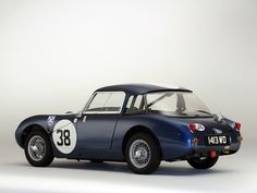 1961 Austin Healey Sebring Sprite Coupe