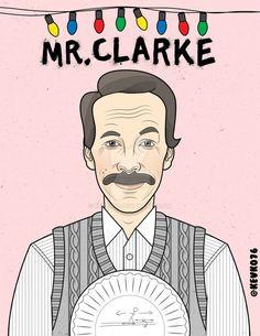 Mr. Clarke