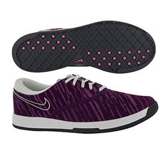 huge selection of c7aca 93d11 Nike Golf womens Lunar Duet SPT Golf ShoeBright GrapeMetallic SilverLight  Arctic Pink95 M US