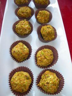 Cocinando entre Olivos: Trufas de pistachos. Paso a paso