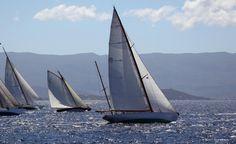 SY Manitou at Corsica Classic photo Françoise Tafani DR