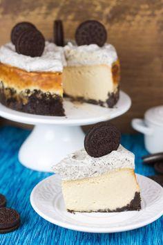 Objetivo: Cupcake Perfecto.: CHEESECAKE DE MANTEQUILLA DE CACAHUETE CON OREO (en mayúsculas, sí!)