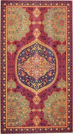tapestry as crochet inspiration
