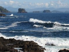 Ucluelet, B.C......love this place and miss my family there ;-)