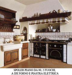 cucine in muratura - Cerca con Google | Panca con tavolo | Pinterest ...