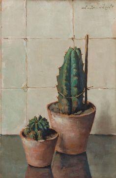 Lucie van Dam van Isselt (Dutch 1871-1949)