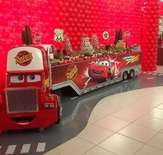 Cars candy