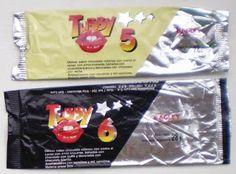 Despues del Tubby 4, salía el Tubby 5 y 6