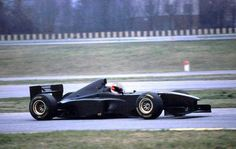 「Ferrari F300 test」で検索 Black Magic. Testing the Ferrari F300 very early in winter 1997/98 at the domestic Fiorano circuit.