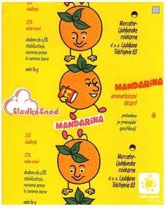 Mandarina Sladkosned